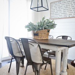Metal Farmhouse Chairs Accent Chair Purple New Rustic And Wood Dining Liz Marie Blog With A Table