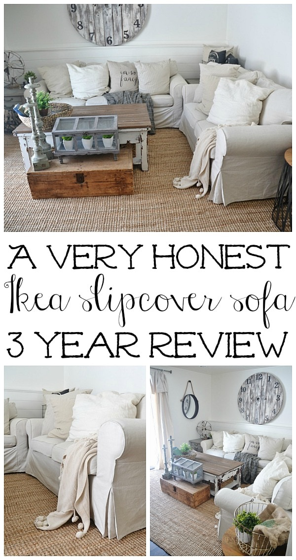 pottery barn anywhere chair cover shrunk chairman mao ikea slipcover sofa review honest opinions 3 years later liz