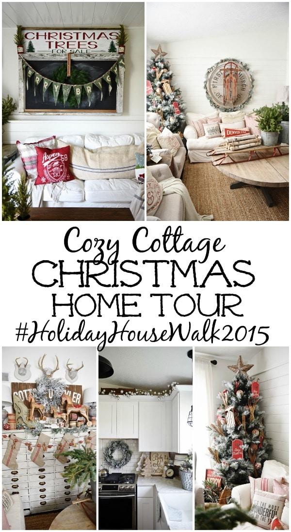 http://www.lizmarieblog.com/2015/12/christmas-cottage-living-room/