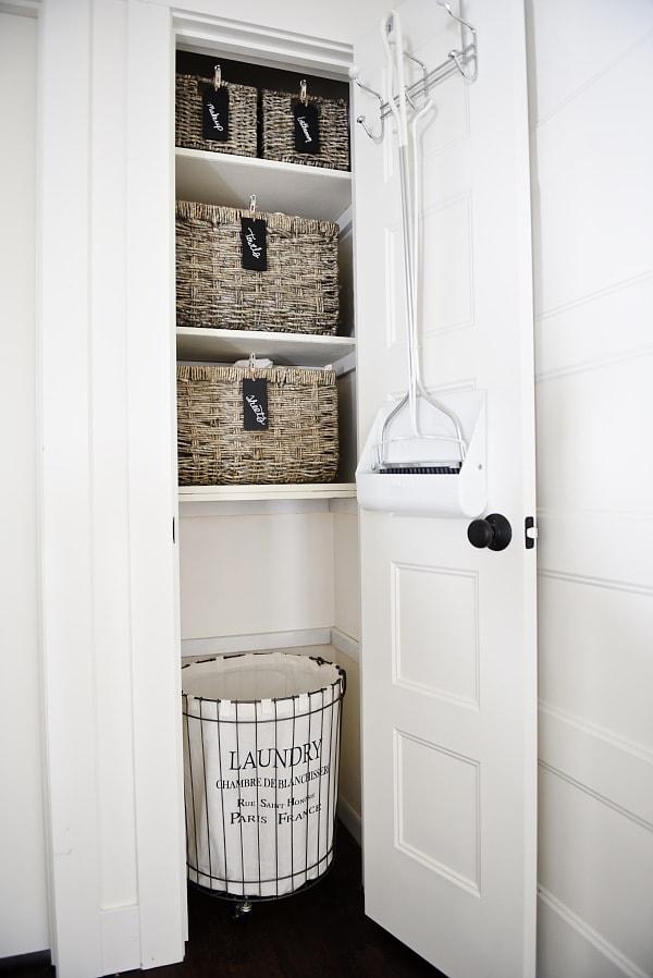 Linen Closet Organization Before Amp After Liz Marie Blog