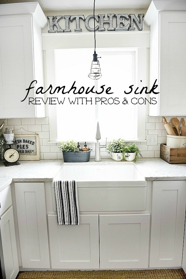 Attirant Farmhouse Sink Pros U0026 Cons   A MUST Read Before Getting A Farmhouse Sink!