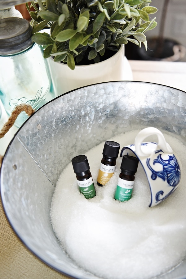 DIY Epsom Salt Bath Soak Liz Marie Blog