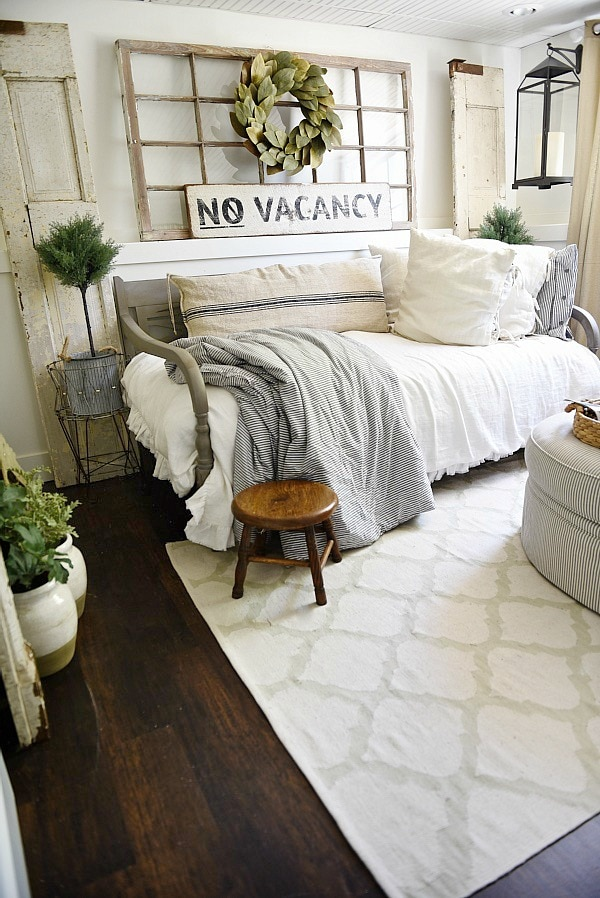 Guest bedroom makeover See how this
