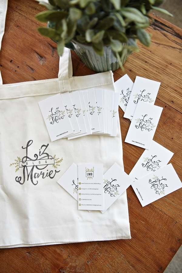 Liz Marie Blog - Fresh new branding