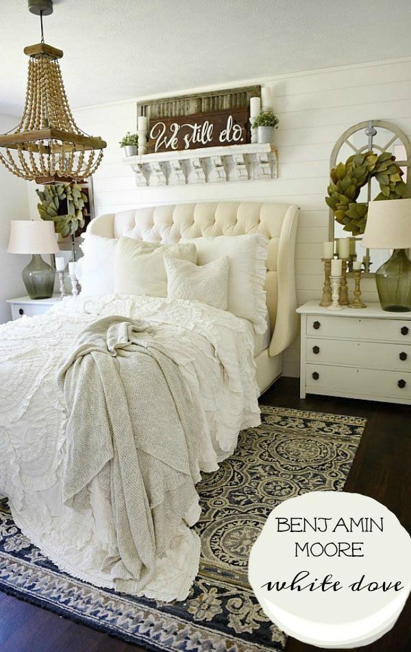 the best rustic farmhouse white paint liz marie blog