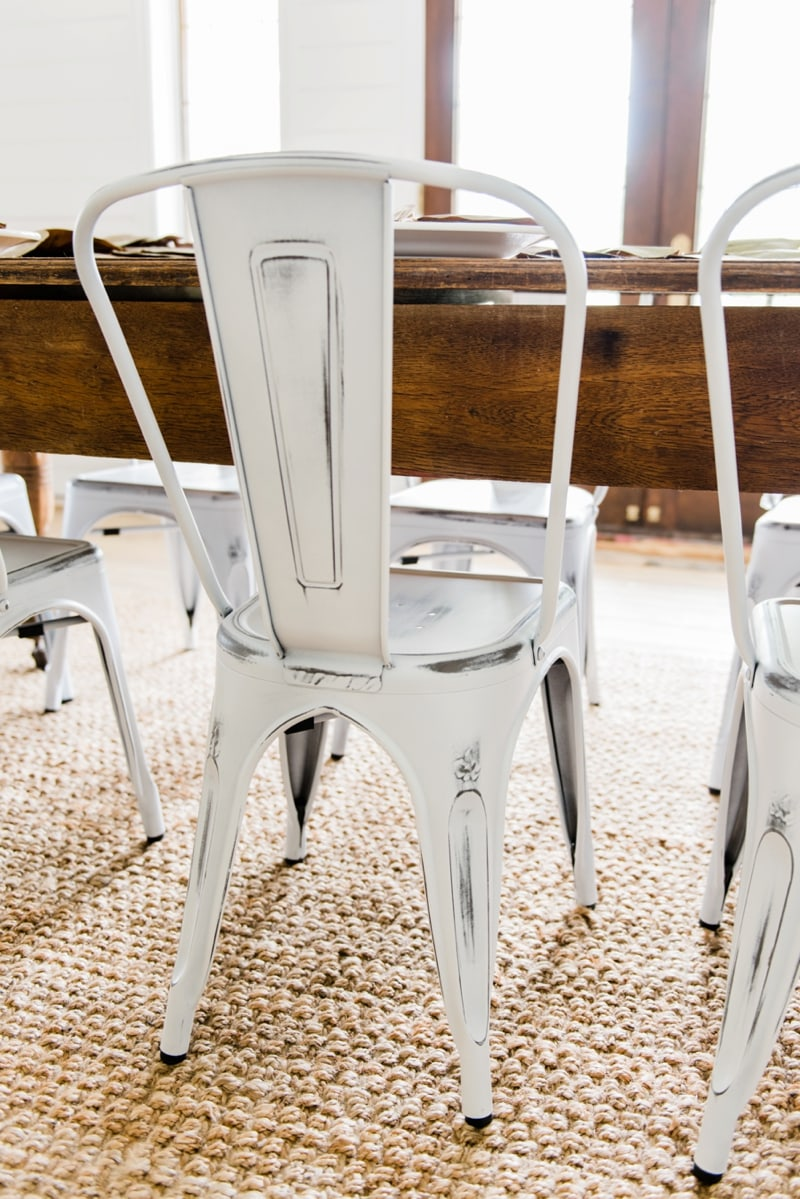 New Farmhouse Dining Chairs Liz Marie Blog