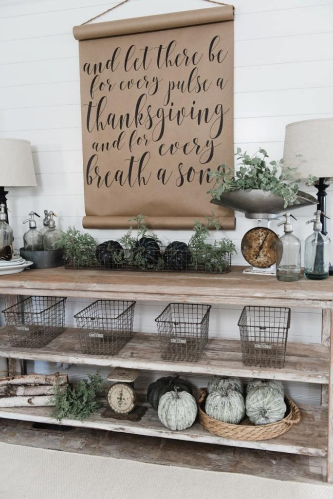 Diy Farmhouse Style Buffet Liz Marie Blog