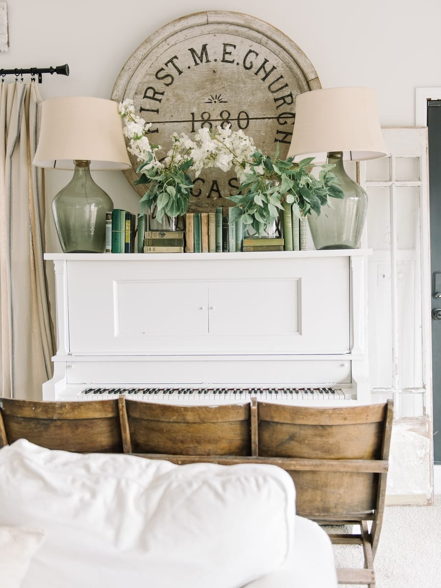 Spring On The Piano - Liz Marie Blog