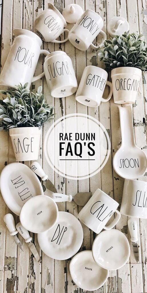 My Rae Dunn Collection Amp Faq S Liz Marie Blog