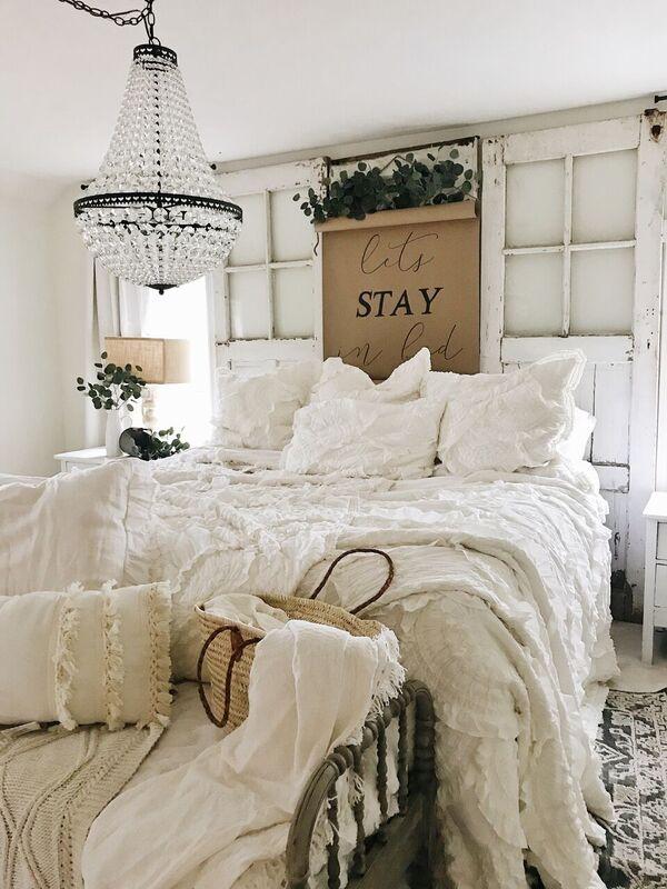 Magnolia Home Rugs - Master Bedroom Update - Liz Marie Blog