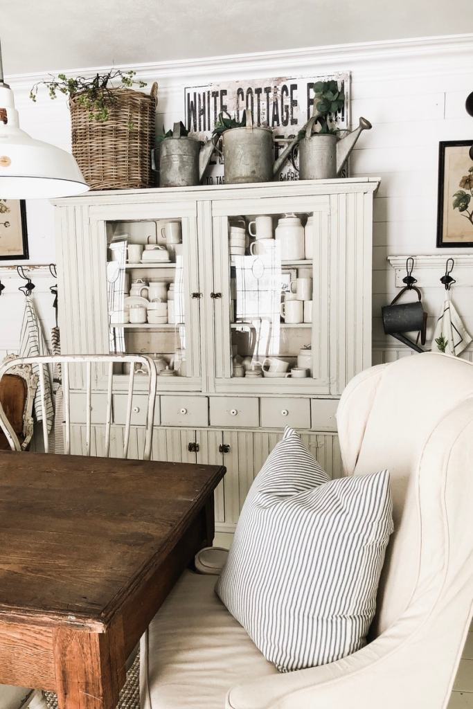 magnolia home gatherings makeover liz marie blog. Black Bedroom Furniture Sets. Home Design Ideas