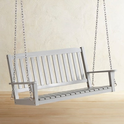 Farmhouse Style Porch Swings