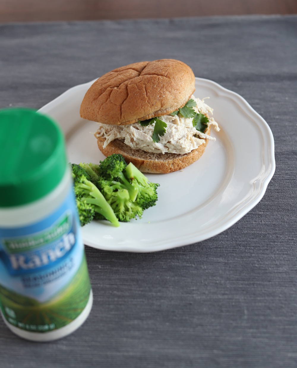 Dinner Made Easy with Hidden Valley Ranch - An easy weeknight recipe by Liz of lizrotz.com