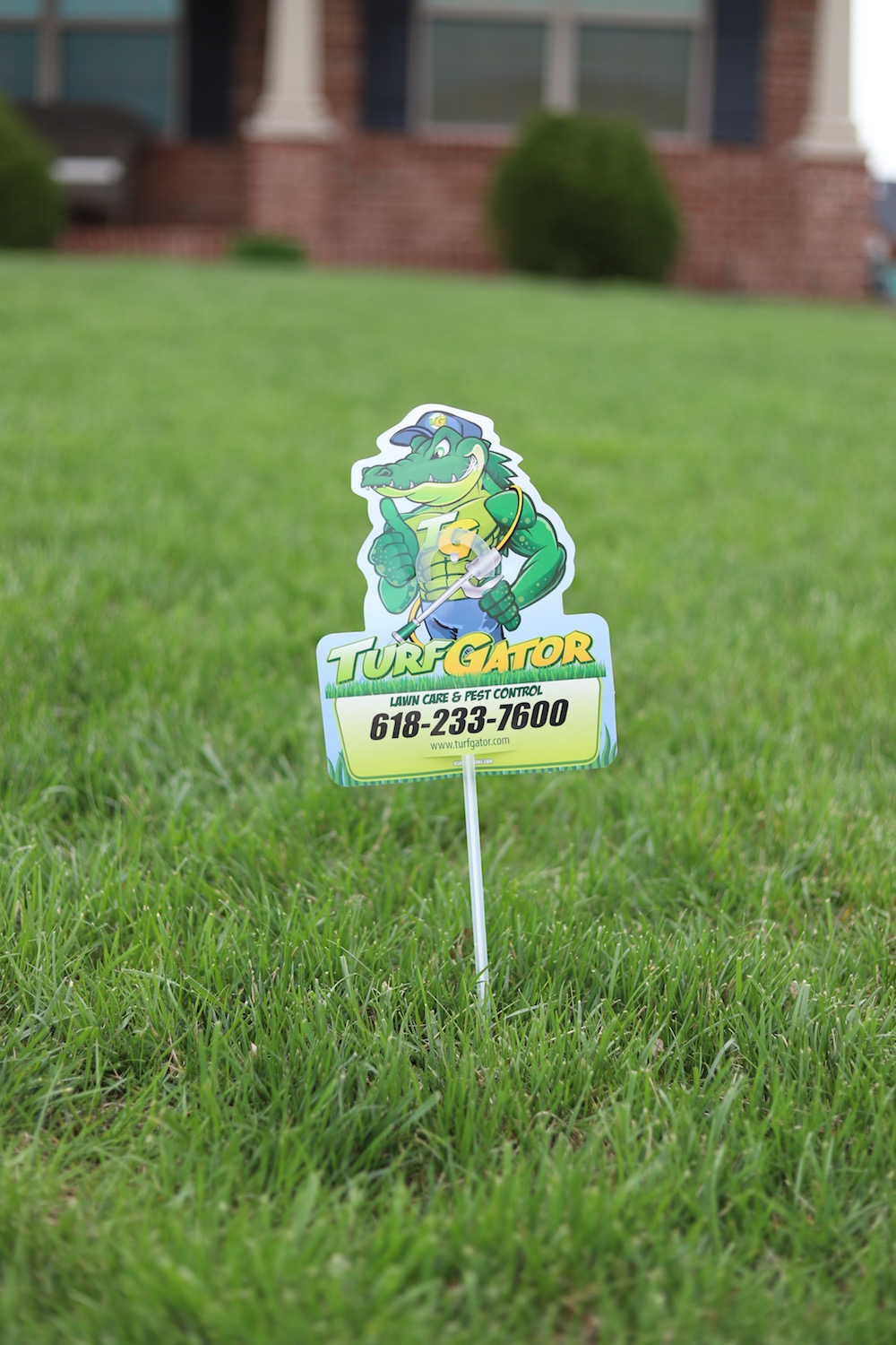 Greenest Grass on the Block with TurfGator   The best lawn care services in Southern Illinois