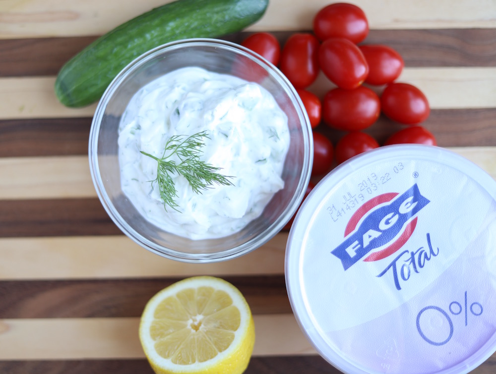 The Easiest and Tastiest Tzatziki Recipe