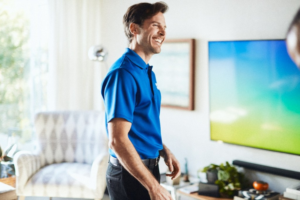 Best Buy In-Home Consultation