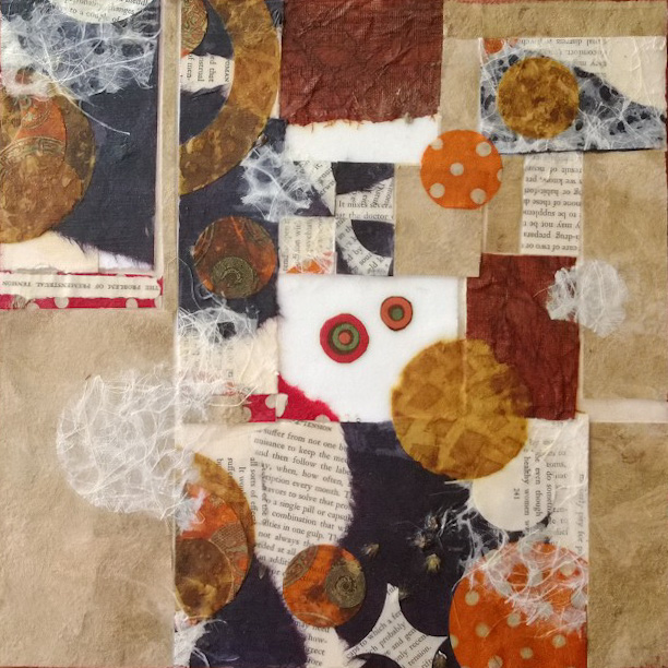 Collage by Becky Brooks & Liz Ruest
