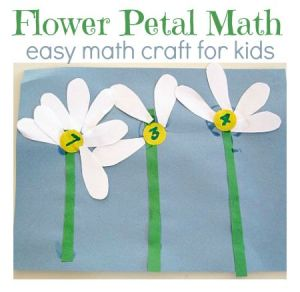flower math - no time for flashcards