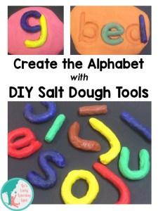 DIY Tools to Create the Alphabet