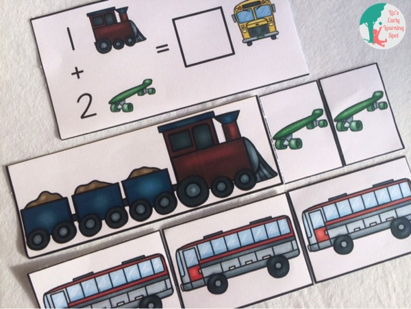Measuring length with transportation. Free download.