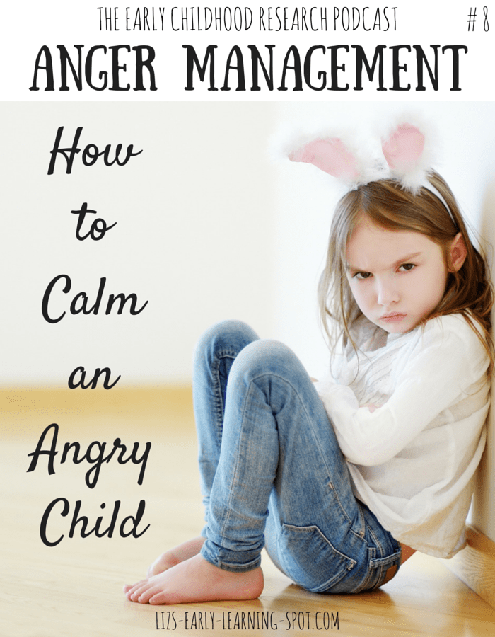 Does your child have an effective strategy for managing their anger? This will help!