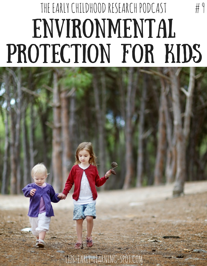 Help kids be authentically involved in environmental protection! Lots of great ideas and suggestions.