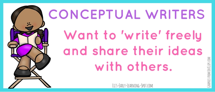 Conceptual writers love to express and share their ideas. Find out more on the post!
