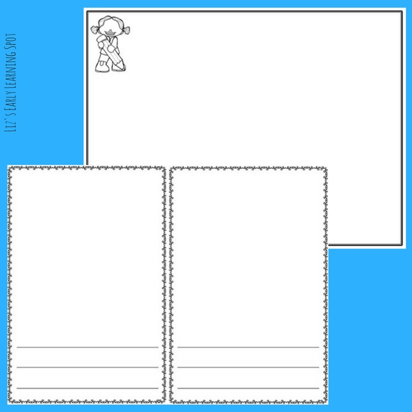 A child's imagination and creativity can get a great workout through the process of scribbling. Grab these free templates and find out what research has to say about it!