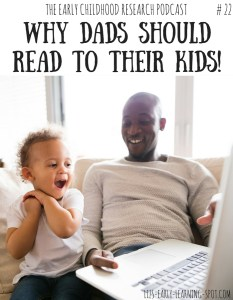 Why Dads Should Read to their Kids #22