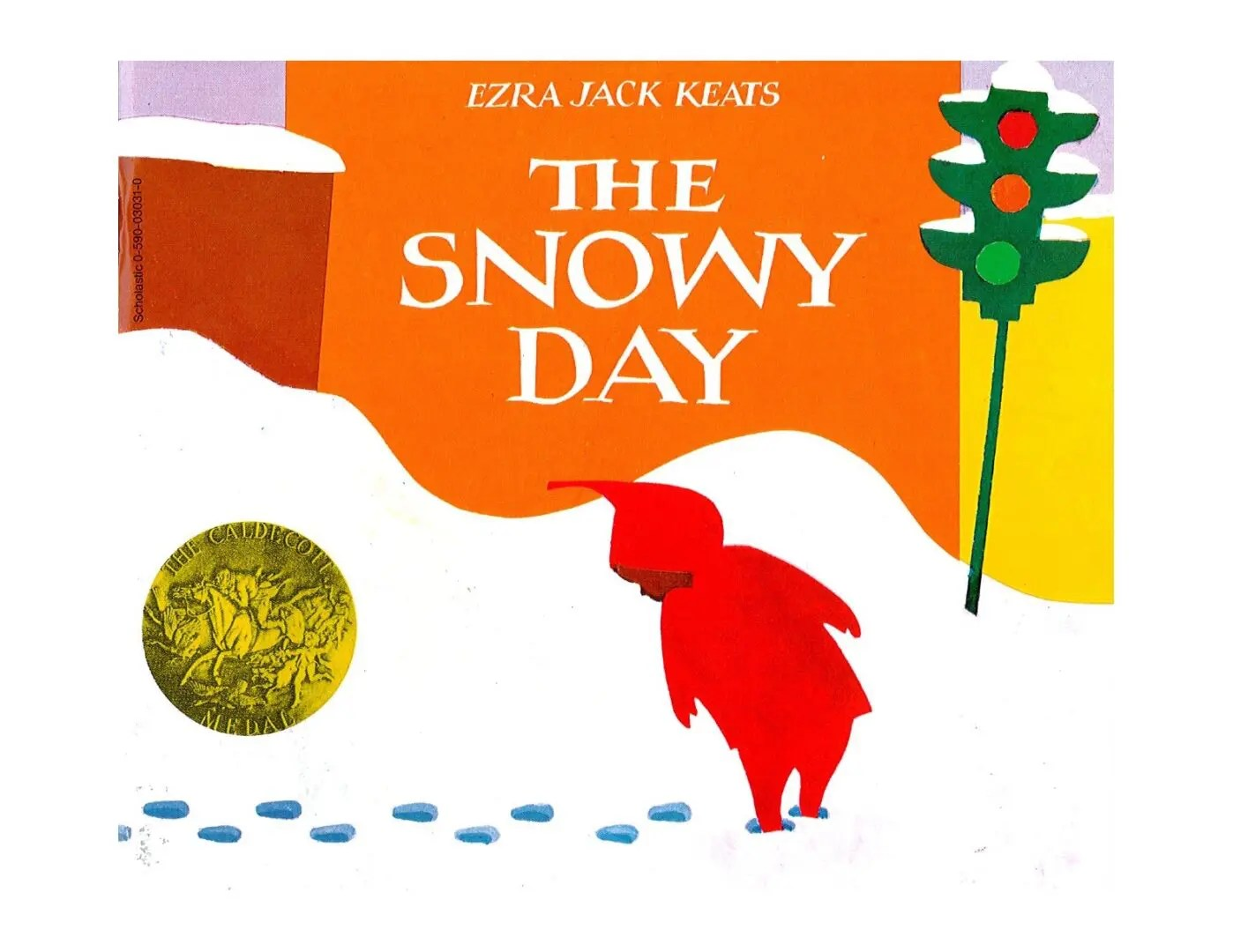 Image result for snowy day ezra jack keats