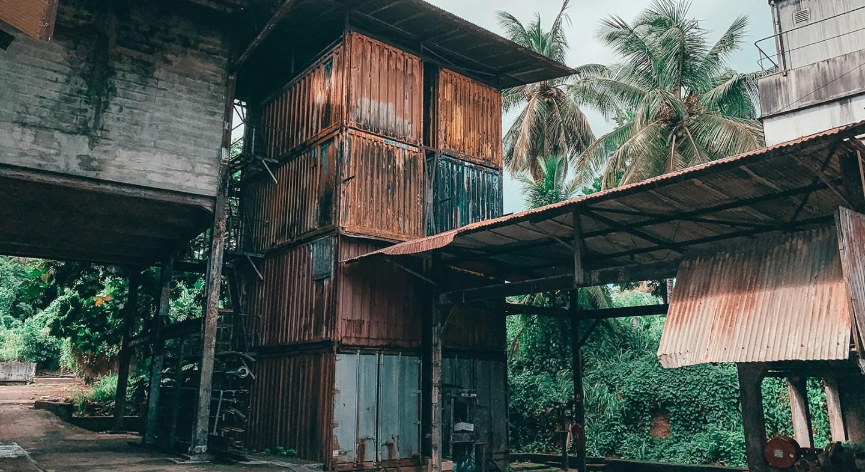 Distilleries de Rhum en Guadeloupe