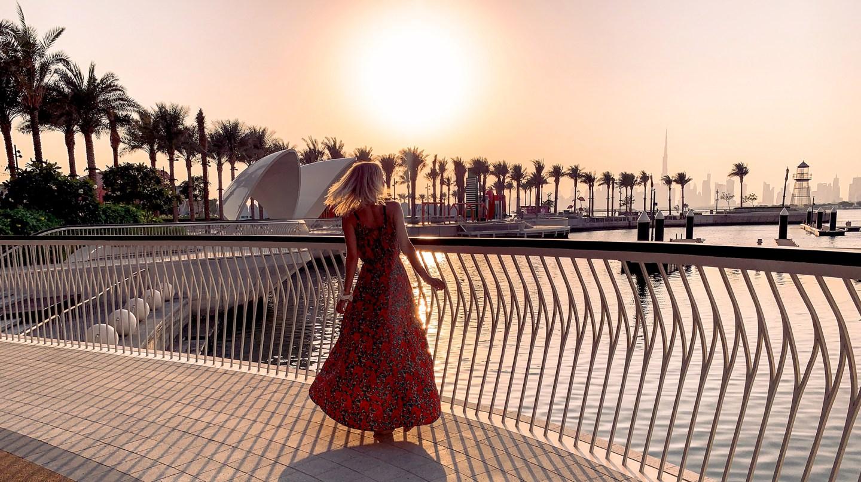 Voyager à Dubai pendant le Covid