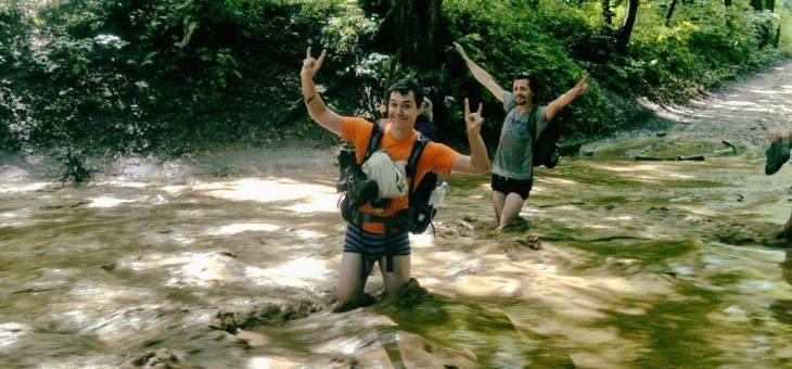 Nomád kalandok a Bakonyban