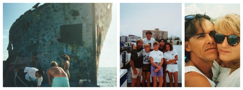 Bahamas 1992 collage 4
