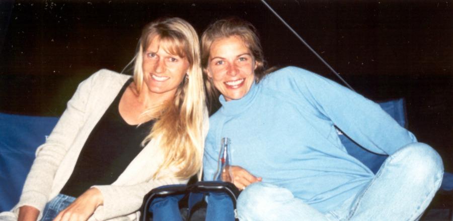 Lizzie and Ninki