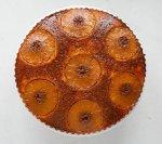 Caramel pineapple sponge