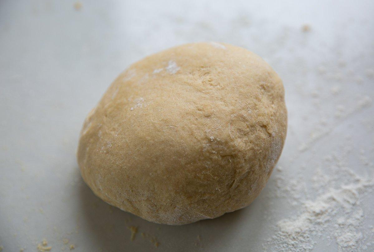 kneaded fresh pasta dough