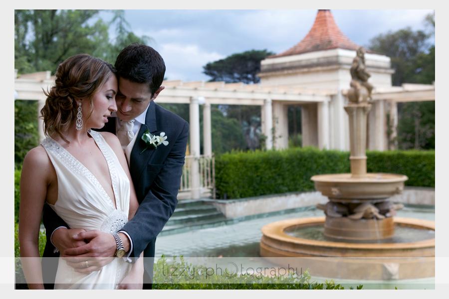 wedding photos ripponlea