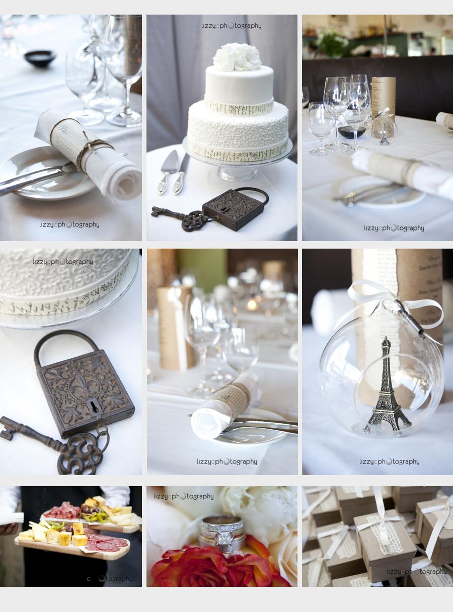 Book Paris Theme Wedding Melbourne Photographer Portraits