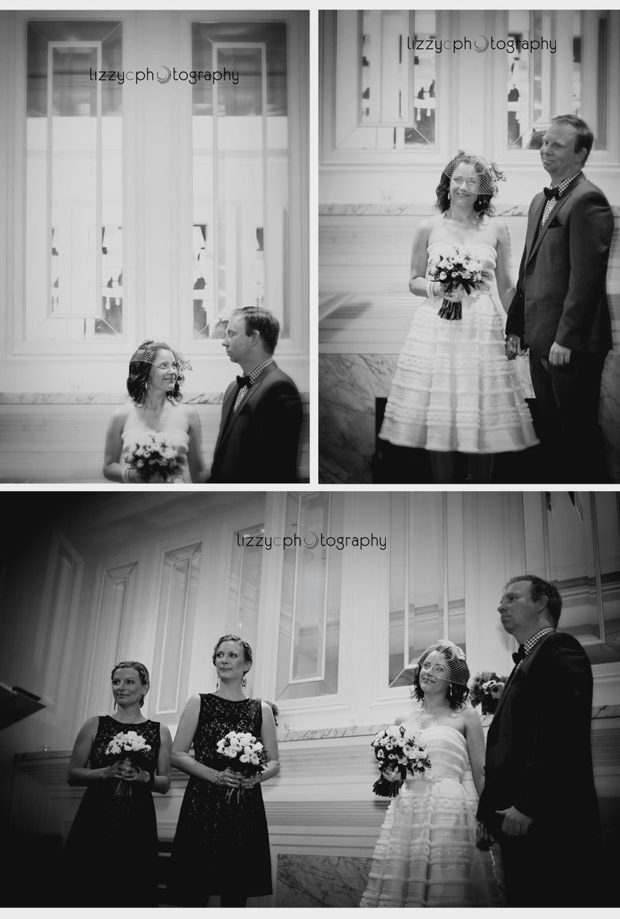 Wedding ceremony Comme