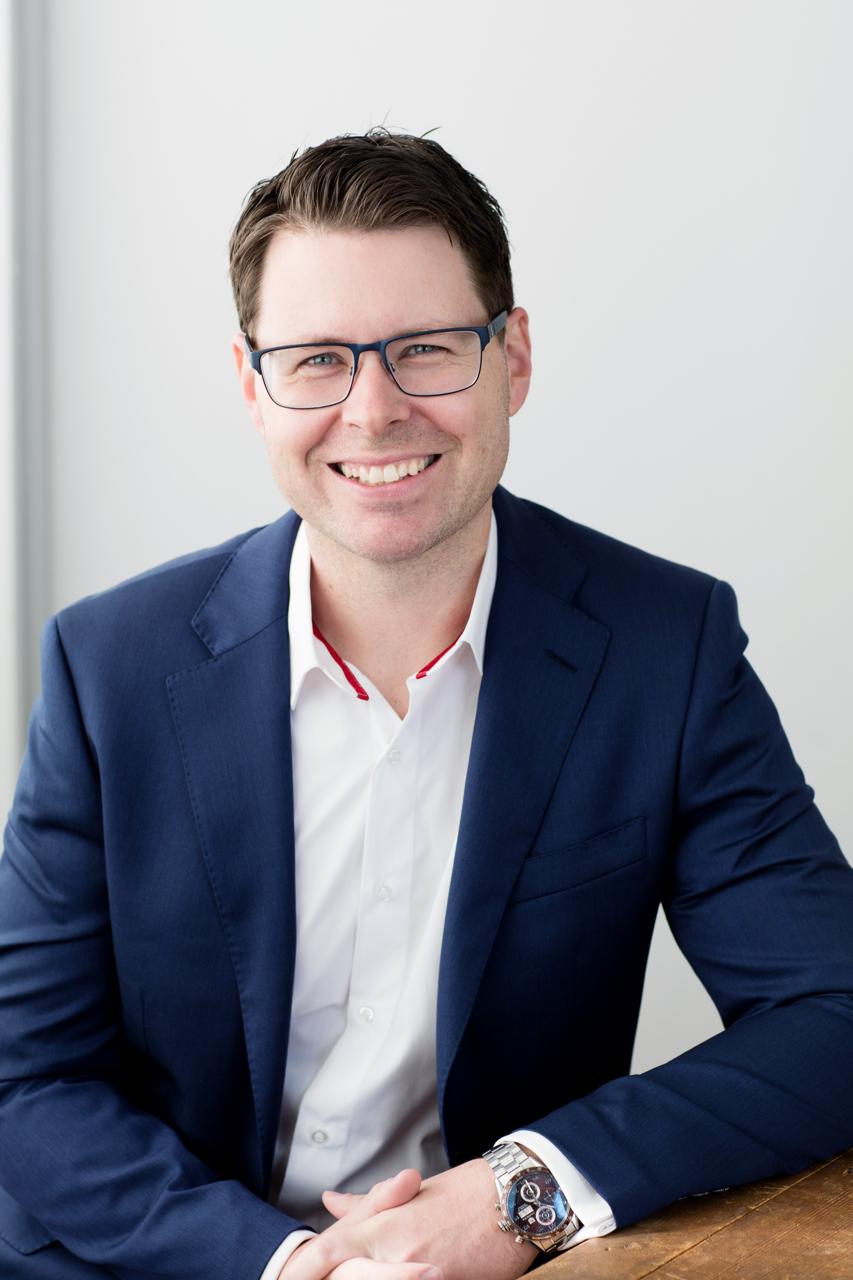 Professional business portrait Melbourne