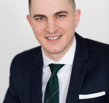 professional headshot in Melbourne