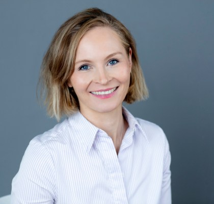Personable portrait of Melbourne Lawyer