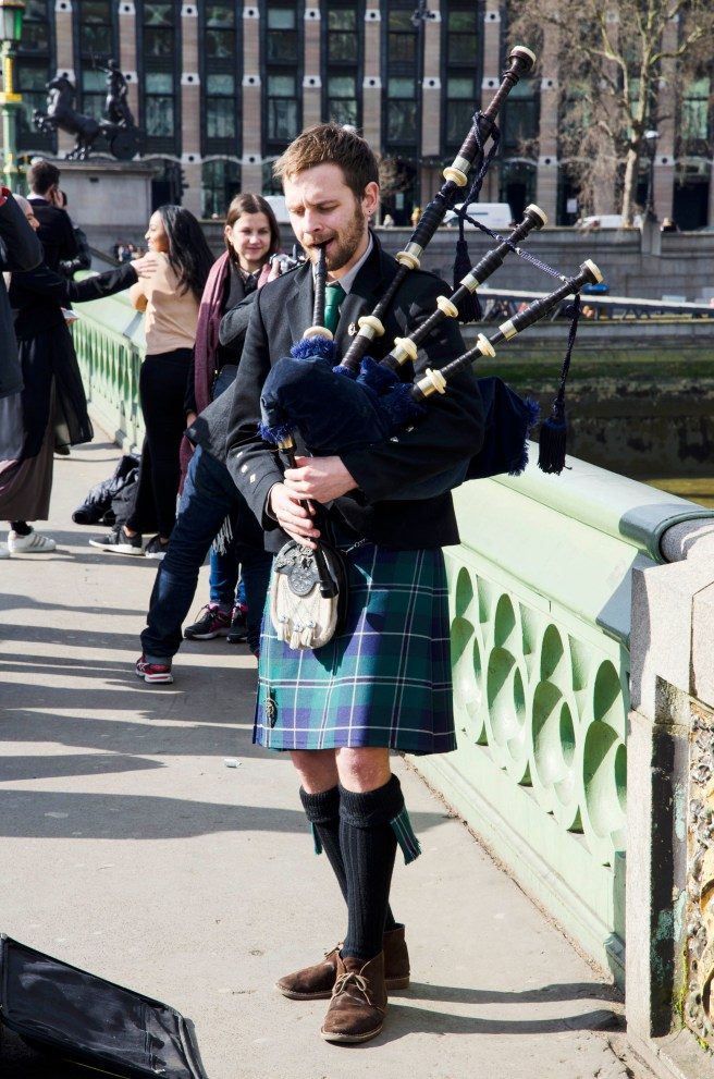 Keep Calm and Bagpipe On