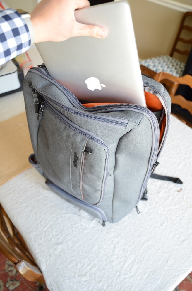 eBags Professional Weekender review