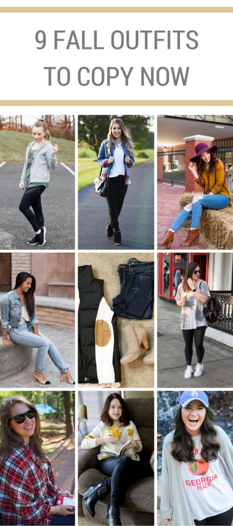 9 Fall Outfits To Copy Now (1)