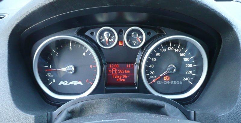 Ford Kuga Ford SUV Kuga Umbauten Anderungen