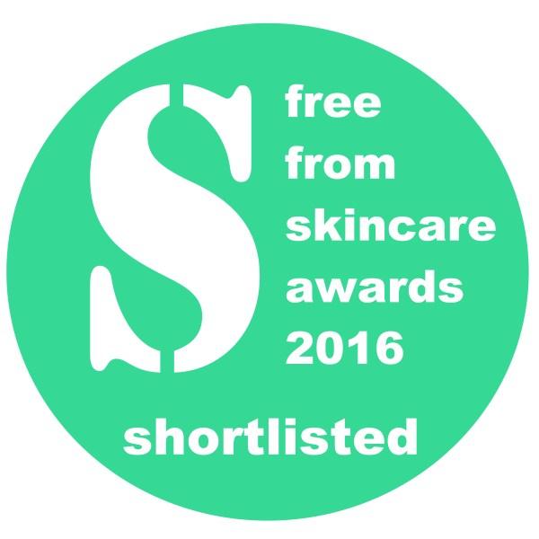 FreeFromSkincareAwards 16 shortlist