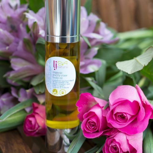 UK Organic beauty products