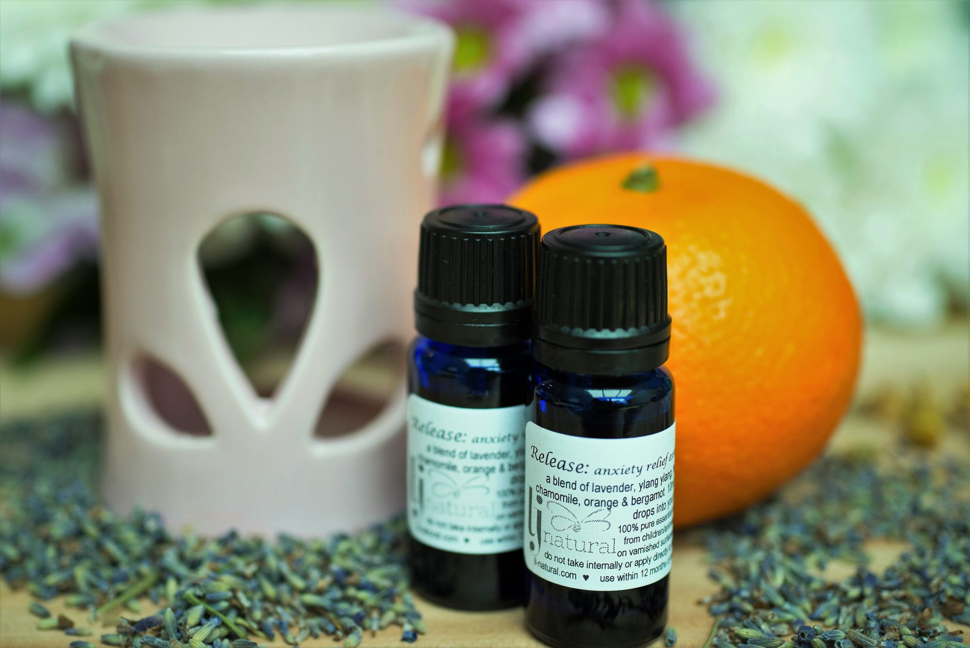 Release: anxiety relief blend - LJ Natural | Organic ...